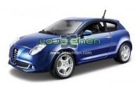 Alfa Romeo Mito Miniatura Escala 1/24 Bburago
