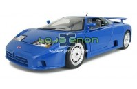 Bugatti EB110 Miniatura Escala 1/24 Bburago