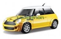 Mini Cooper S Miniatura Escala 1/24 Bburago