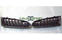 Grelhas Frontais Superiores Renault Clio III RS