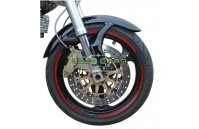 Fita Autocolante para Jantes - Foliatec Racing - Várias cores
