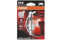 OSRAM Night Racer 110 H4, H7, H8, H11 - Halogéneo Moto