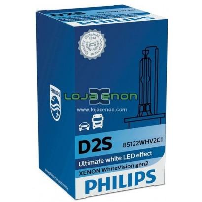 Philips Xenon WhiteVision gen2 D1s, D2s, D2r, D3s