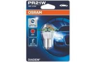 Lâmpada PR21w OSRAM Diadem Vermelho