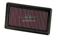 Filtro de Ar K&N 33-2375 Nissan Cube, Micra, Note, Qashqai, Tiida