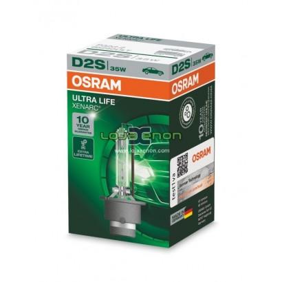 Lâmpada Xenon Osram Ultra Life D1s, D2s, D3s, D4s