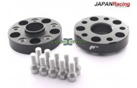 Alargadores 5x120 centro 72,6mm de 30mm, 35mm, 40mm Japan Racing