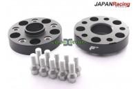Alargadores 5x120 centro 72,6mm de 30mm, 35mm, 40mm Japan Racing