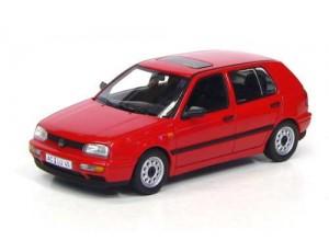 Golf III - 1991 a 1997