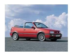 Golf III Cabrio - 1993 a 2002
