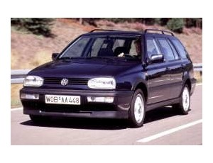 VW Golf III Variant (07.1993 - 04.1999)