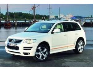 VW Touareg (10.2002 - 05.2010)