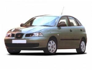 Seat Ibiza 6L (2002 - 2008)