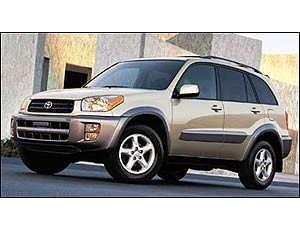 Toyota Rav 4 (2001 - 2005)