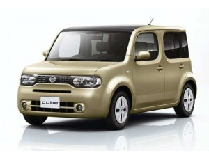 Nissan Cube (desde 03.2010)