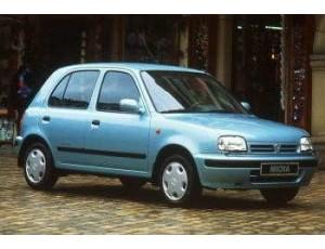 Nissan Micra (08.1992 - 02.2003)