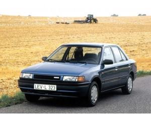 Mazda 323 (06.1989 - 04.1998)