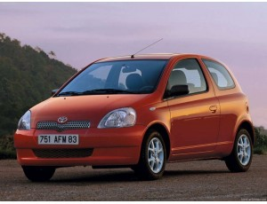 Toyota Yaris (desde 04.1999)
