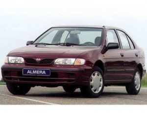 Nissan Almera N15 (1995 - 2000)