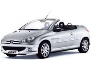 Peugeot 206 CC (2000 - 2007)