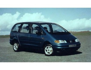 Seat Alhambra - Desde 04.1996