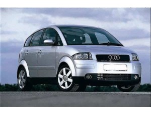 Audi A2 (02/2000 - 08/2005)