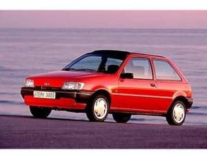 Ford Fiesta 1991 - 1995