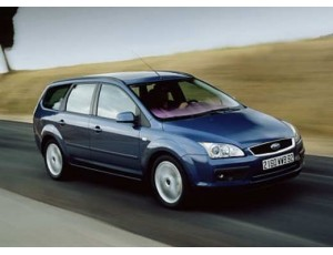 Ford Focus SW - desde 11.2004