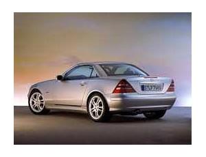 SLK (R170) - (1996 a 2004)