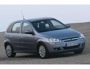 Opel Corsa C (09/2000 - 06/2006)
