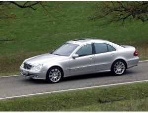 E-KLASSE W211 (2002 - 2009)