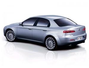 Alfa Romeo 159 desde 09.2005