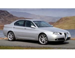 Alfa Romeo 166 desde 09.1998