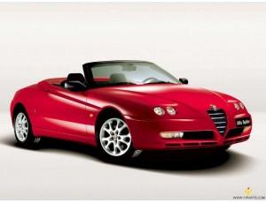 Alfa Romeo Spider (916S) 09.94 - 04.05