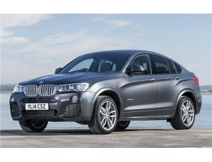 BMW X4 F26 (Desde 04.2014)