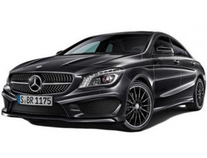 Cla Coupe C117 desde 2013