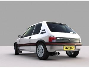Peugeot 205 (1983 - 1987)