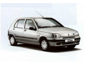 Renault Clio 1 (05-1990 a 09-1998)