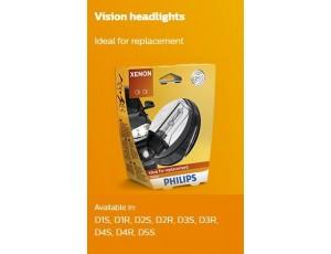 Vision headlights - Original OEM