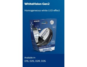 WhiteVision Gen2 - White LED Effect