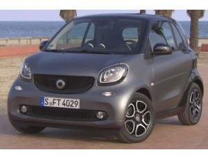 Fortwo (desde 2014)