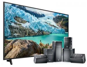 TV, Imagem e Som