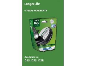 LongerLife - 4 anos de garantia