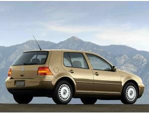 VW Golf 4 (08.1997 - 06.2005)