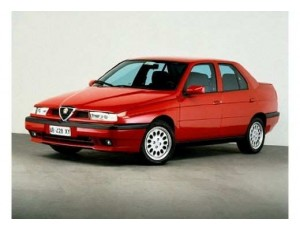 Alfa Romeo 155 (1997 - 2005)