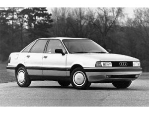 Audi 80 (1991 - 1994)