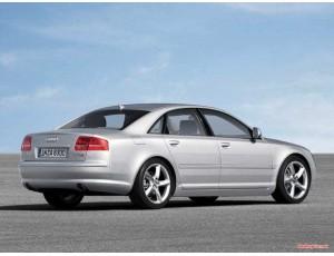 Audi A8 (10.2002 - 07.2010)