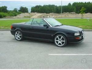 Audi Cabriolet (05.1991 - 08.2000)