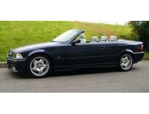 BMW E30 Cabrio (12.85 - 10.93)