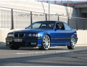 BMW E36 Coupe (03.92 - 04.99)
